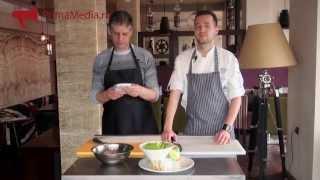 Мастер-класс по приготовлению салата с крабовыми палочками «Снежный краб»