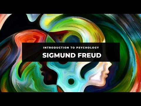 Introduction to psychology: Sigmund Freud