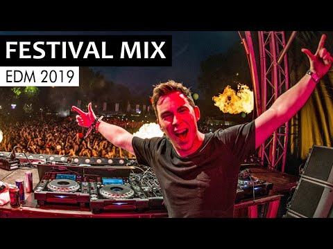 FESTIVAL MIX - Best EDM Tomorrowland Mainstage Party  2019