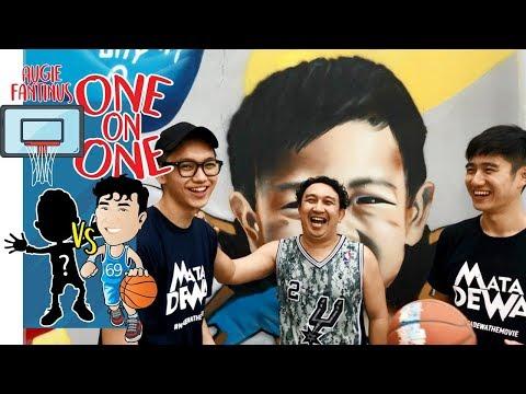 2 Lawan 1 ??? No Problem, Sekaligus Lawan Brandon Salim & Kenny Auztin (Cast Film Mata Dewa)
