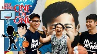 2 Lawan 1 ??? No Problem, Sekaligus Lawan Brandon Salim & Kenny Auztin  Cast Fil