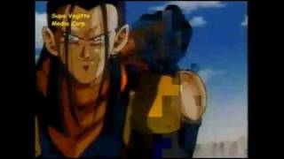 Goku VS Super Androide 17 mejor video de toxedo