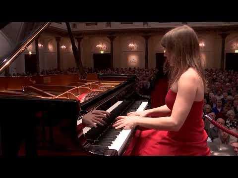 Anna Fedorova - Rapsodie on a theme of Paganini, op. 43