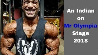 I will be on Mr Olympia 2018 stage, Promise to all Indians: Amit Roy thumbnail