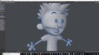 Preparing a model for 3D printing in Lightwave 3d