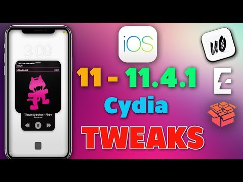 Top 10 iOS 11 - 11 4 - 11 4 1 Jailbreak Tweaks! (Unc0ver & Electra