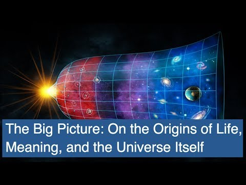Layers of Reality: lecture 3  Prof Sean Carroll, Caltech,The Gifford Lectures in Natural Theology