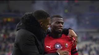 Le Stade Rennais remporte la Coupe de France !