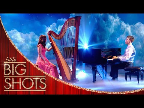 Daria & Ethan Performance | Little Big Shots