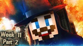 Minecraft Cornerstone - The Great Gunpowder Plot (Week 11 Part 2)