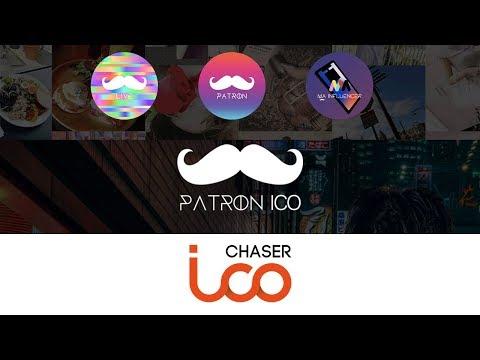 Patron ICO | Hot ICO in February 2018