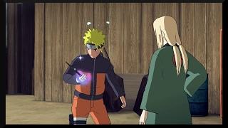Naruto pays Tsunade Debt - Five Great Villages Sign Kunai - Naruto Shipudden Ninja Storm 4