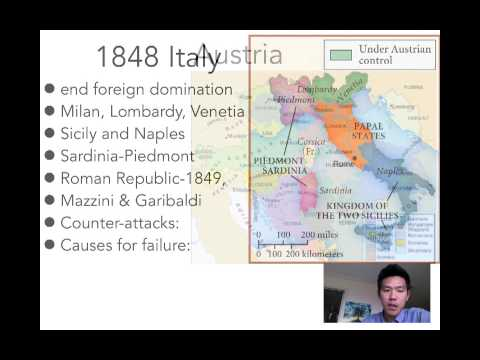 13D: Ideologies & Revolutions-Revolutions of 1848