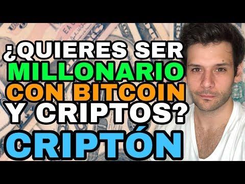 Te puedes hacer rico con bitcoin