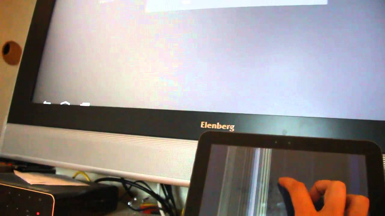 how to fix tablet screen lines