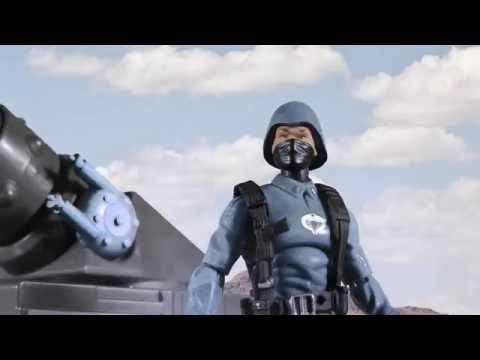 The Weather Machine Part 1 (G.I. Joe Stop Motion)