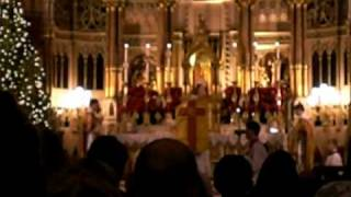 Agnus Dei-St. Francis de Sales Oratory Midnight Mass St. Louis Missouri USA