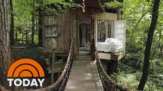 Airbnb's Most Requested Listing Ever | Today