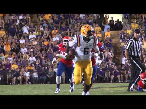 LSU football countdown Day 19: Long-distance operator Jennings connects
