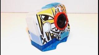 XIAOMI YI Protection Cover DIY