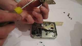видео Ручка кнопка: дверная фурнитура самого простого изготовления