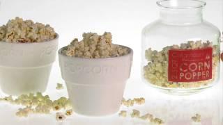 Microwave Popcorn Popper - New Version