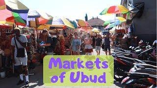 Let's Buy All The Things | Ubud, Bali Travel Vlog