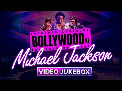 Bollywood Ke Michael Jackson | Tiger Shorff, Shahid Kapoor & Rajinikanth | Best Dance Hits Non Stop