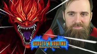 I Beat Legend Mode [GHOSTS 'N GOBLINS RESURRECTION]
