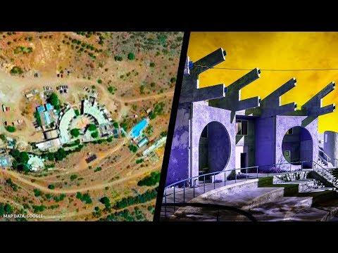 Una 'ciudad del futuro' inacabada escondida en el desierto de Arizona