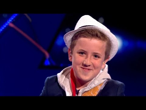 Henry Gallagher - Britain's Got Talent 2015 Semi-Final 1Kaynak: YouTube · Süre: 6 dakika30 saniye