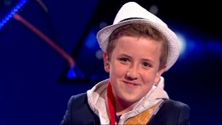 Henry Gallagher - Britain's Got Talent 2015 Semi-Final 1