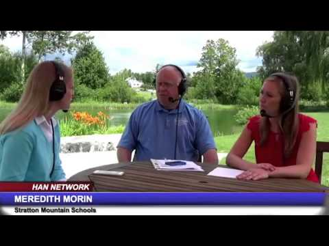 Meredith Morin of Stratton Mountain Schools on HAN Network