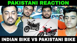 Pakistani Reaction on | Pakistan Vs India Top 3 125cc Bikes in 2019