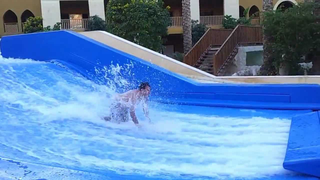 Pipi In Tomas Surfing Sunwing Waterworld Makadi Bay