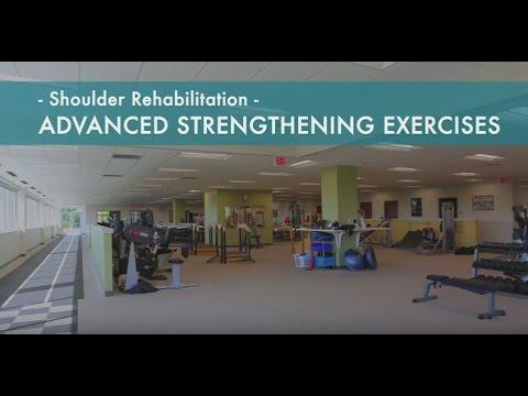Post Surgery Rotator Cuff Rehabilitation Exercises