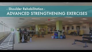 Shoulder Rehab Workout   Shoulder Strengthening Exercises After Injury   Phase 6