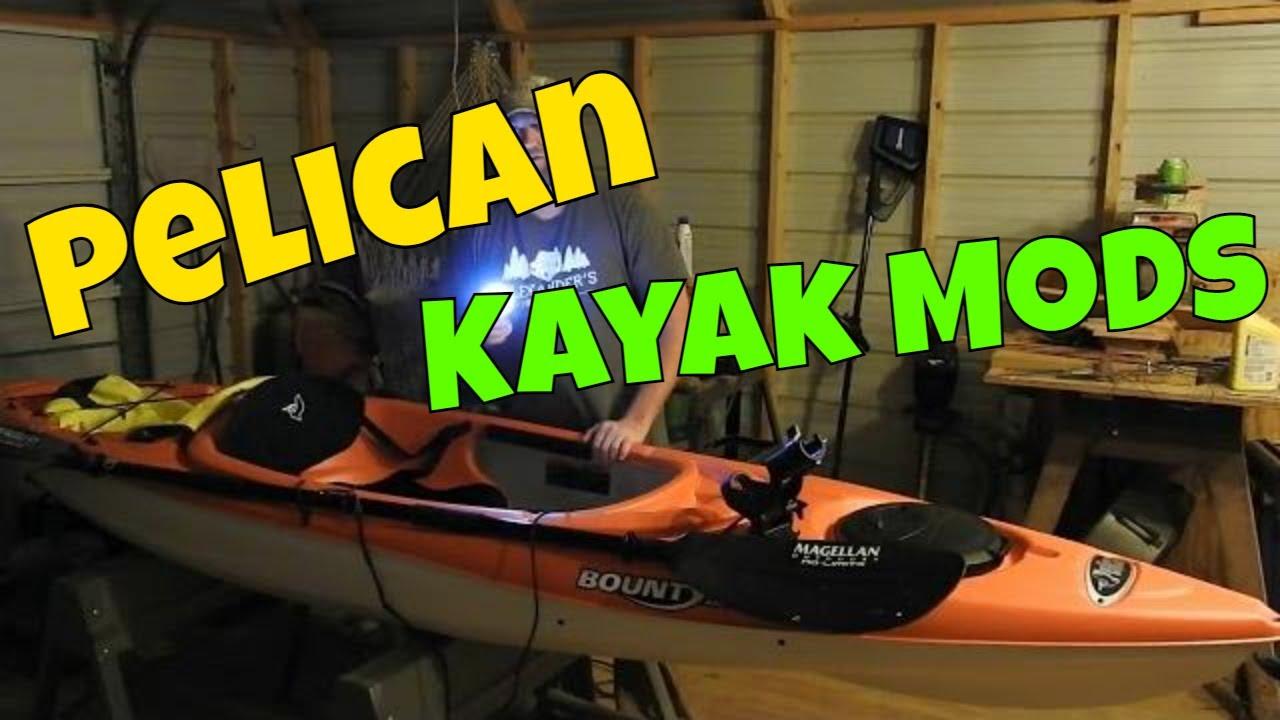 Pelican Bounty 100 Kayak Mods Music Jinni