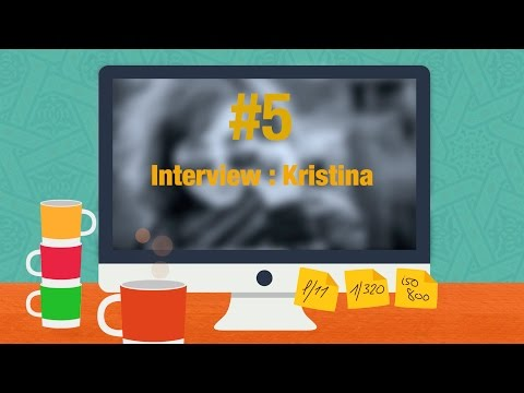 INTERVIEW : Kristina - Easy Pose Ep5