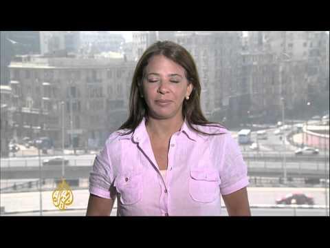 Al Jazeera's Hoda Abdel-Hamid reports from Cairo