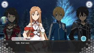[SAO: IF] Event - Happy Christmas Event Story #2: Delivering Dreams; Lv 1