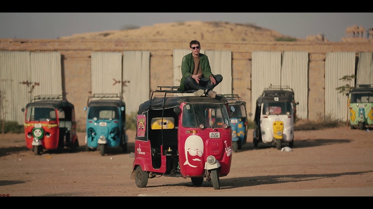 The Rickshaw Run – The Adventurists
