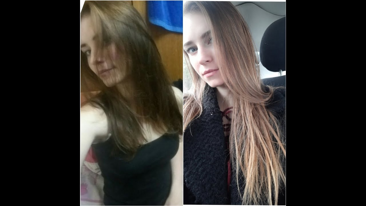 Мой фото дневник отращивания волос