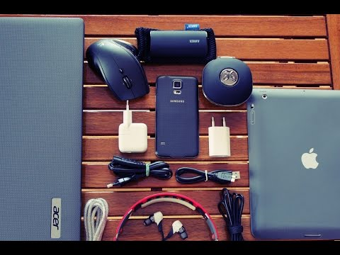 Whats in my travel backpack v10