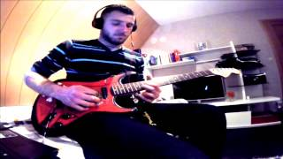 Coldplay - True Love ( Electric Guitar cover)