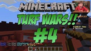 Minecraft: Turf Wars (#4) | KID GAMING