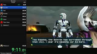 [World Record] Bionicle (PS2) Any% Speedrun in 43:38
