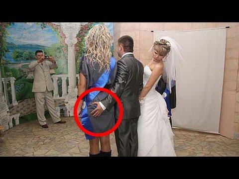 Смешные свадьбы смотреть видео прикол - 2:14