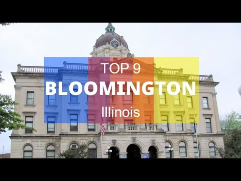Top 9. Best Tourist Attractions In Bloomington - Illinois