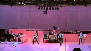 Rolling Stones - Twenty Flight Rock LIVE HD Tempe, Arizona
